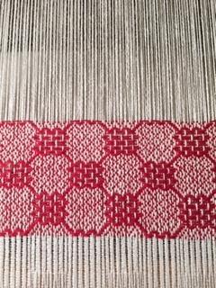 Linen Squares- Karen Schnee